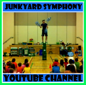 Junkyard Symphonys' Youtube Channel.